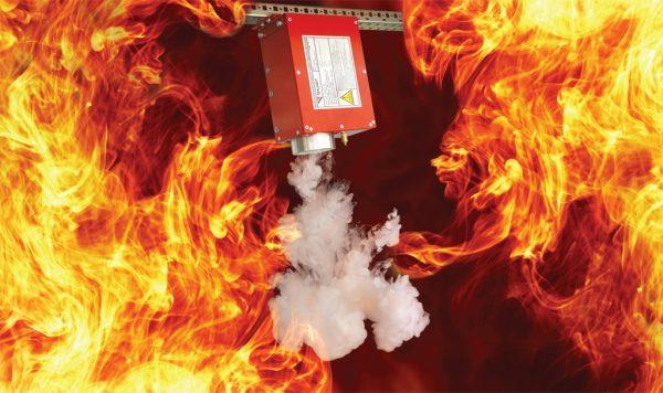Afem Yangın Modülleri